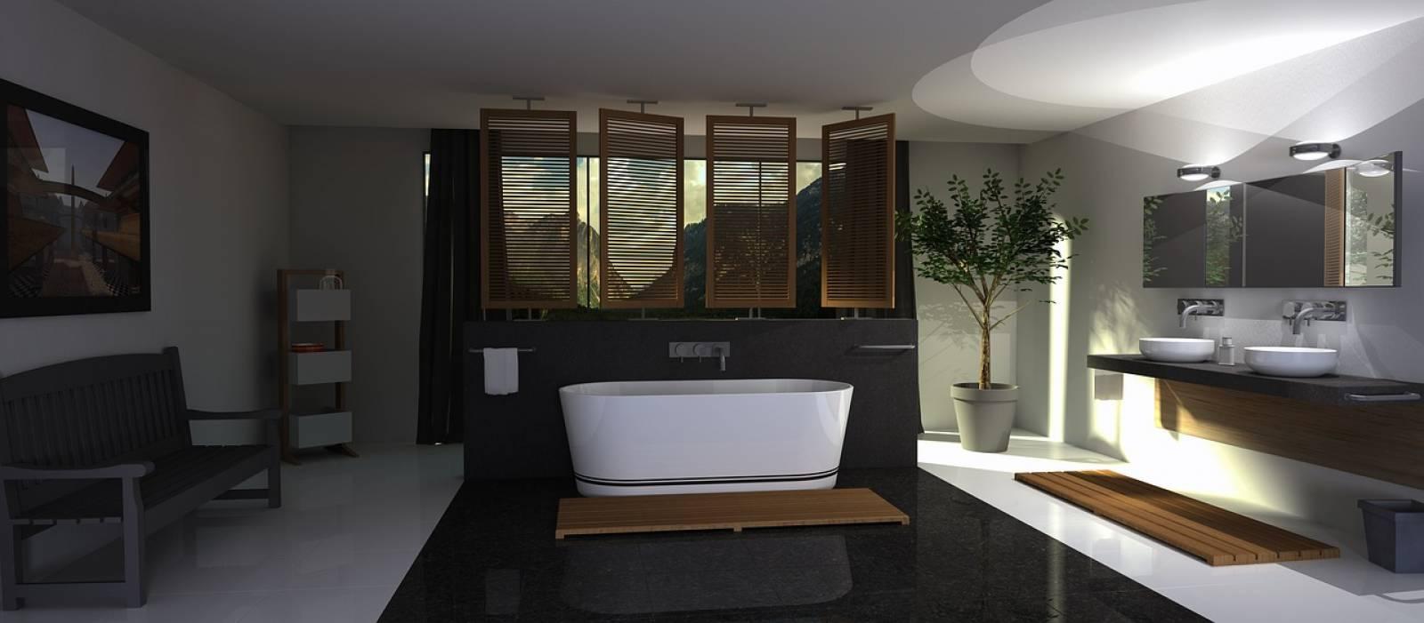 Deco Salle De Bain Faience rénover sa salle de bain haut de gamme et déco avec faïence